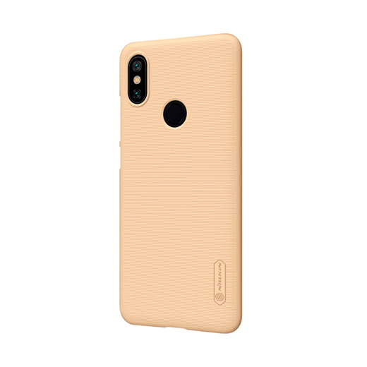 Защитный чехол Nillkin Super Frosted Shield для Xiaomi Mi A2 Gold