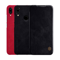 Чехол - книжка Nillkin Qin leather case для Xiaomi Redmi Note 7