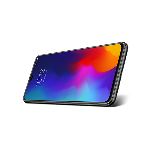 Смартфон Lenovo К10 Note 6/128GB Black