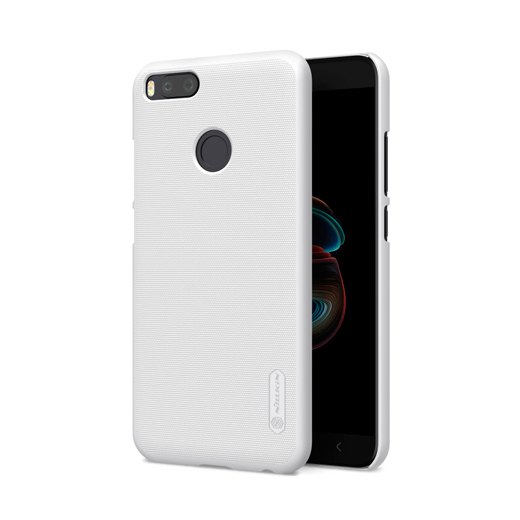Чехол Nillkin Super Frosted Shield для Xiaomi A1 White