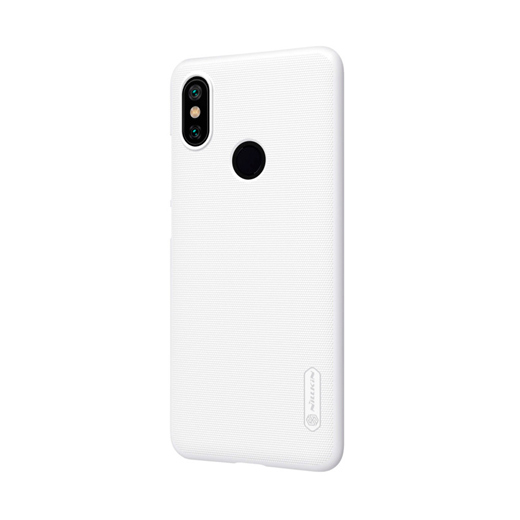 Защитный чехол Nillkin Super Frosted Shield для Xiaomi Mi A2 White