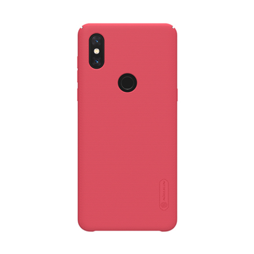 Защитный чехол Nillkin Super Frosted Shield для Mi Mix 3 Red