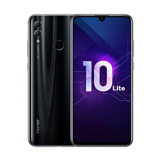 HONOR 10 Lite 3/64GB Black