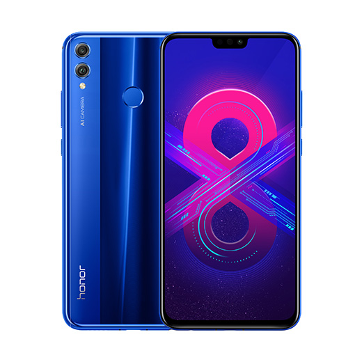 Honor 8X 4/128gb Blue