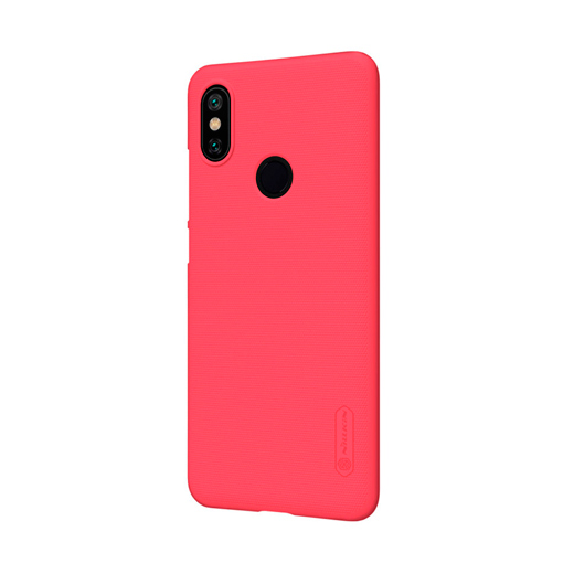 Защитный чехол Nillkin Super Frosted Shield для Xiaomi Mi A2 Red