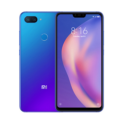Смартфон Xiaomi Mi 8 Lite 6/128GB Blue