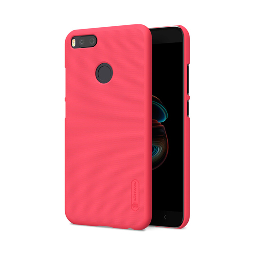 Чехол Nillkin Super Frosted Shield для Xiaomi A1 Red