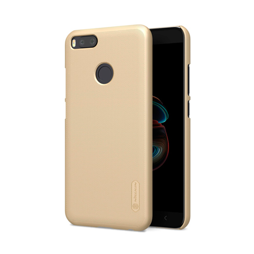Чехол Nillkin Super Frosted Shield для Xiaomi A1 Gold