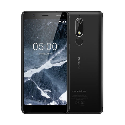 Nokia 5.1 2/16GB Black