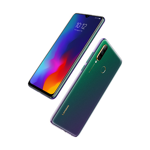 Смартфон Lenovo К10 Note 6/128GB Blue