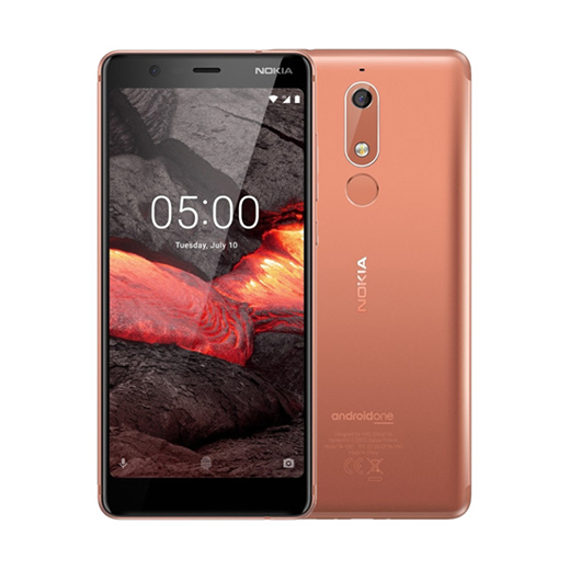 Nokia 5.1 2/16GB Brown
