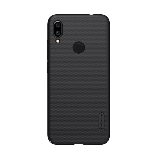 Защитный чехол Nillkin Super Frosted Shield для Xiaomi Redmi Note 7 Black
