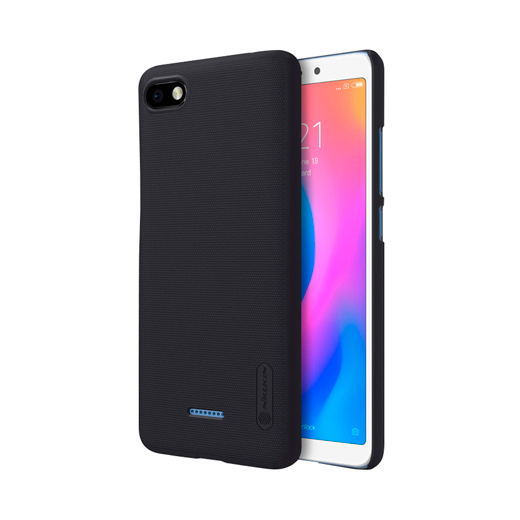 Защитный чехол Nillkin Super Frosted Shield для Xiaomi Redmi 6A Black