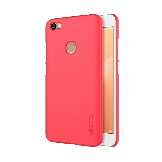 Чехол Nillkin Super Frosted Shield для Xiaomi Redmi Note 5A Prime Red